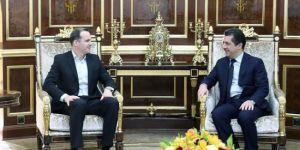 Mesrur Barzani ve McGurk: Tek yol diyalog