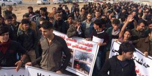Xurmatû halkı, Haşdi Şabi'ye karşı yürüdü