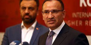 Bozdağ: Trump, YPG'ye verilen silahların toplanacağını söyledi