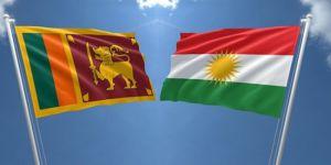 Srilanka'nın Erbil temsilciliği açıldı