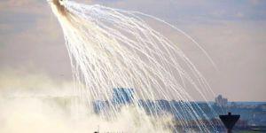 """""""Esed rejimi Doğu Guta'da misket bombası kullandı"""""""