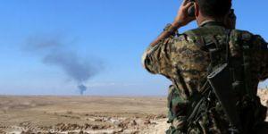 Deyr ez Zor kentinin doğusu IŞİD'den temizlendi