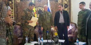 Rusya'dan YPG ile toplantı açıklaması