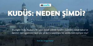 Kudüs: Neden şimdi?/Analiz