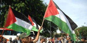 Endonezya'da Trump'ın Kudüs kararı protesto edildi