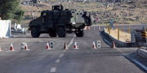 Bitlis'te 12 köy ve 3 mahallede yasak