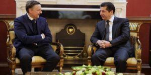 Mesrur Barzani: Bağdat sorunları askeri yöntemle çözmekten vazgeçmedi