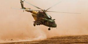 Irak helikopterleri Xurmatû köylerini bombaladı