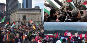 Avrupa'da, ABD'nin Kudüs kararı protesto edildi