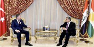 Türkiye'den Erbil'e yeni başkonsolos