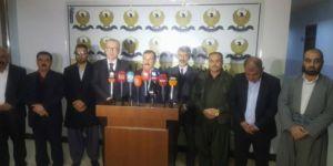 Germiyan temsilcilerinden 'şiddetsiz eylem' çağrısı