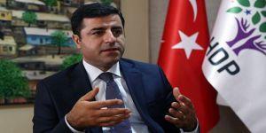Demirtaş: Türkiye Rojava'da olsa, ABD ve Rusya olmazdı