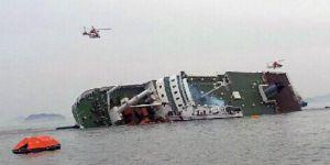 Filipinler'de 251 yolcu taşıyan gemi battı