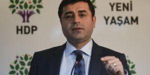 Demirtaş'tan Hazine'ye 750 bin liralık tazminat davası