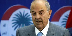 Allawi: Kürt halkının cezalandırılması kabul edilemez
