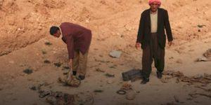 80 Ezidi kadının cesedi bulundu