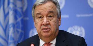 Guterres: 2018'de dünya barışı için pek ümitli değilim