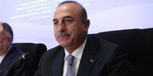 Çavuşoğlu: PKK silah bırakırsa yeni bir barış süreci gündeme gelebilir