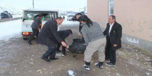 İran sınırında 2 kişinin donmuş cesedi bulundu