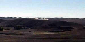 Irak Ordusu'ndan Kürt köylerine bombardıman