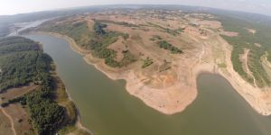1973'ten beri en kurak yıl: Yağış yok, üç büyük ilde barajların doluluğu düştü