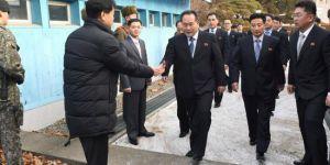 Kore Yarımadası'nda askeri müzakere kararı
