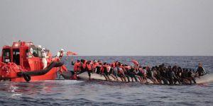 Libya açıklarında yeni göçmen faciası 50 kişi boğuldu