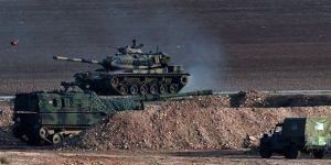 Artêşa Tirkiyeyê êrişî çeperên YPGê kir