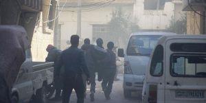 Esed rejimi Doğu Guta'ya klor gazıyla saldırdı