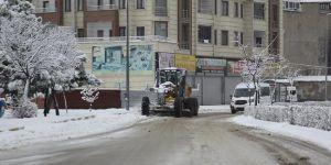 Doğu Anadolu'da kış etkisini arttırdı