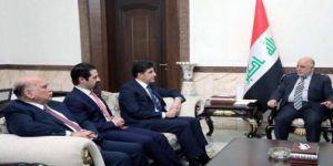Abadi: Kürdistan Bölgesi'nin sınırlarına bağlıyız