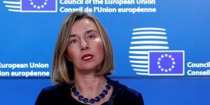 Mogherini'den Afrin açıklaması: Çok endişeliyiz