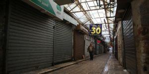 Batı Şeria'da genel grev