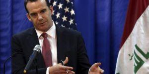 McGurk: Sınır gücü kurma niyetinde değiliz