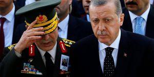 Erdoğan sınırda