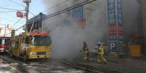 Güney Kore'de hastanede yangın: 33 ölü, 50 yaralı