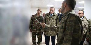 Erdoğan: Zeytin Dalı Harekatı netice alınana dek sürecek
