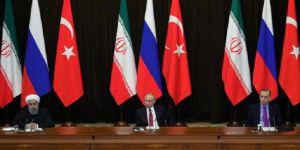 'Soçi'de Suriye anayasası komisyonu oluşturulacak'
