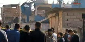 Reyhanlı'ya roket düştü: 1 kişi hayatını kaybetti