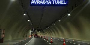 Avrasya Tüneli geçiş ücretlerine büyük zam