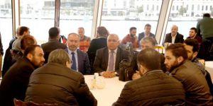 Suriyeli STK'lar bir araya geldi