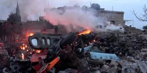 Rusya, El-Nusra'ya Karşılık Verdi: 30 Ölü
