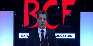 Mesrur Barzani: Afrin'e insani yardımda bulunmaya hazırız