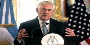 Türkiye'ye kritik ziyaret! Tillerson geliyor