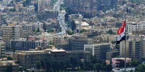 Siyonist rejim İsrail, Şam'a füze saldırısı düzenledi