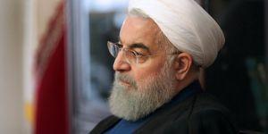 Ruhani'den İran silahlı kuvvetlerine çağrı: Tüm enerji ve ticari varlıklarınızı satın