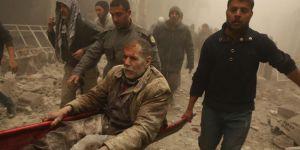 Doğu Guta'da 41 günde 416 sivil katledildi