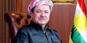 Başkan Barzani'den HDP'ye tebrik mesajı