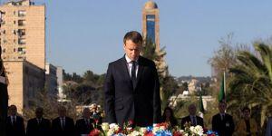 Fransa'dan 55 yıl sonra Cezayir kararı