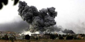 ABD IŞİD'e Destek İçin Suriye'de Bomba Yağdırıyor